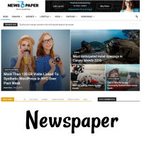 Newspaper Theme