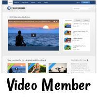 VideoMember Theme