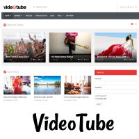 VideoTube Theme